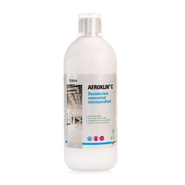 Dezinfectant concentrat microaeroflora, solutii dezinfectante, dezinfectanti, dezinfectanti medicali, dezinfectanti profesionali